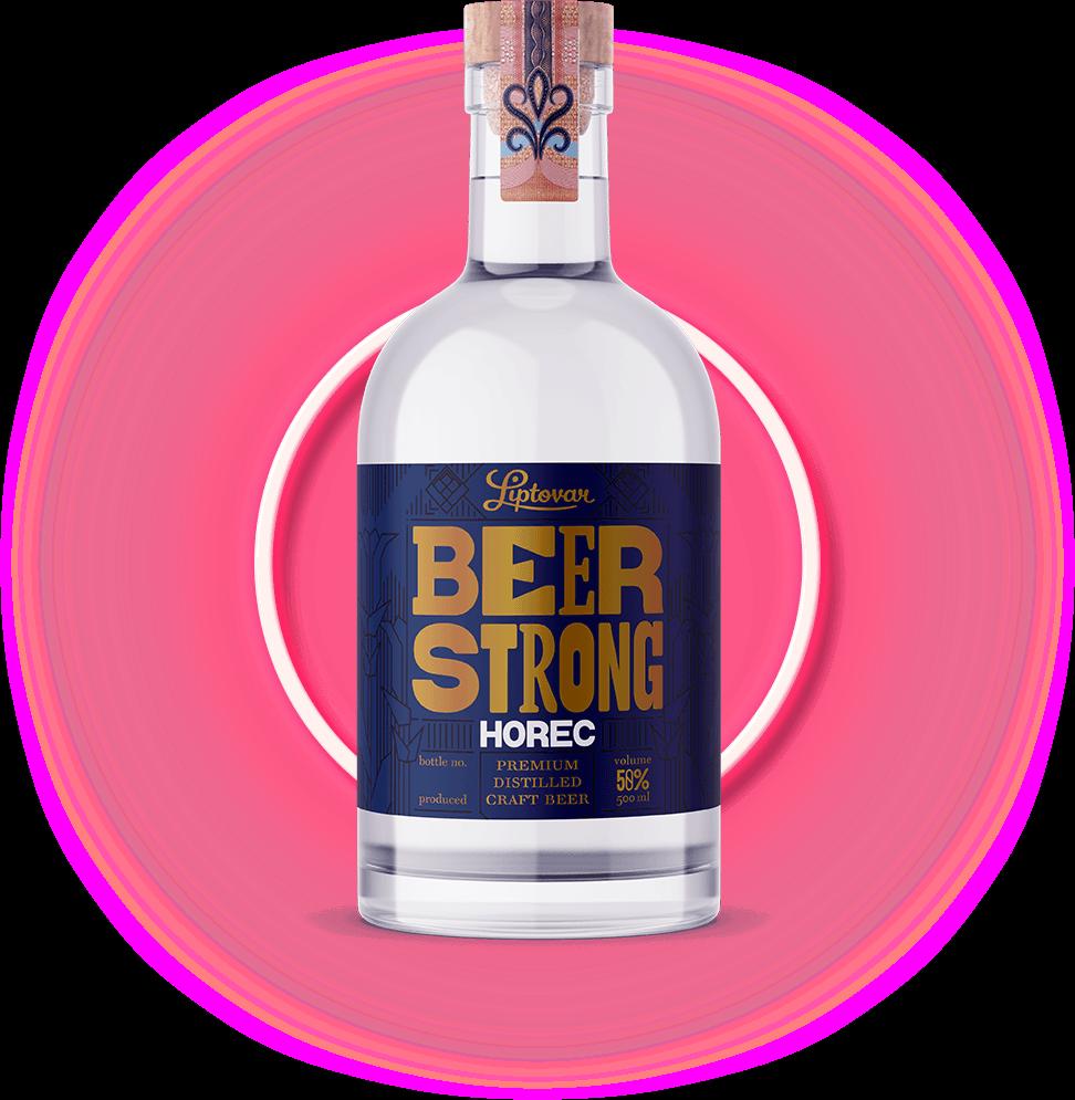 Beer strong horec pivovica Liptovar